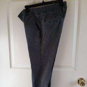 Aeropostale Men's Skinny Pants Size 29 x 32 Gray